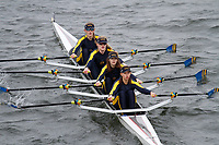 Crew: 253  Sir William Perkins s Sch  Event: Girls CHAMP quads<br /> <br /> Schools' Head of the River 2017<br /> <br /> To purchase this photo, or to see pricing information for Prints and Downloads, click the blue 'Add to Cart' button at the top-right of the page.