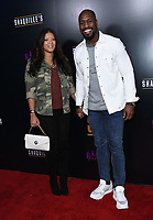 09 March 2019 - Los Angeles, California - Vernon Davis. Grand Opening of Shaquille's at L.A. Live held at Shaquille's at L.A. Live. <br /> CAP/ADM/BT<br /> &copy;BT/ADM/Capital Pictures