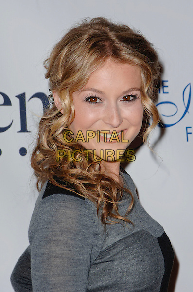 ALEXA VEGA .arriving at the 24th Annual Imagen Awards Honoring Latinos in the Entertainment Industry at the Beverly Hilton Hotel in Beverly Hills, California, USA, August 21st 2009. .portrait headshot smiling  grey gray .CAP/ROT.©Lee Roth/Capital Pictures