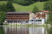 Ferienwohnung Seepanorama am Hintersee - Berchtesgaden 16.07.2019: Zauberwald und Hintersee in Ramsau