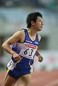 Masashi Eriguchi (JPN), JUNE 9, 2012 - Athletics : The 96th Japan Athletics National Championships Osaka 2012, Men's 100m final.at Nagai Stadium, Osaka, Japan. (Photo by Akihiro Sugimoto/AFLO SPORT) [1080]