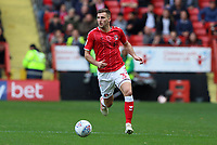 Ben Purrington of Charlton Athletic during Charlton Athletic vs Preston North End, Sky Bet EFL Championship Football at The Valley on 3rd November 2019
