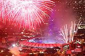 Panoramica del Estadio Pascual Guerrero durante la inauguraci√?n los Juegos Mundiales 2013 en Cali, Colombia, Jueves 25 de Julio 2013. Foto: Coldeportes/Archivolatino.