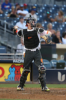 Luke Berryhill (13) of the East team in the field during the 2015 Perfect Game All-American Classic at Petco Park on August 16, 2015 in San Diego, California. The East squad defeated the West, 3-1. (Larry Goren/Four Seam Images)