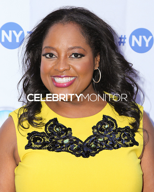 NEW YORK CITY, NY, USA - SEPTEMBER 23: Sherri Shepard arrives at the NYTough Comedy Showcase held at Caroline's On Broadway on September 23, 2014 in New York City, New York, United States. (Photo by Jeffery Duran/Celebrity Monitor)