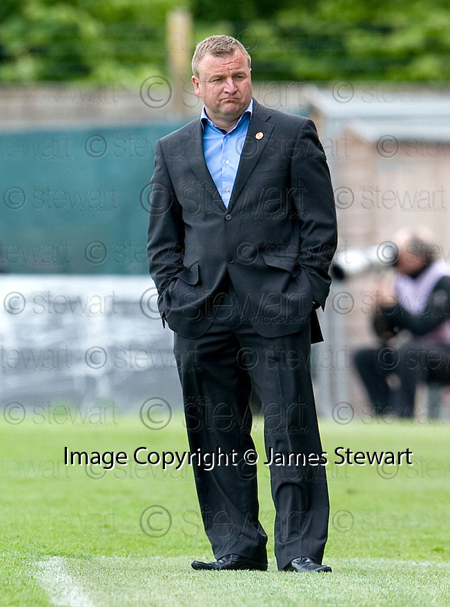 ::  HAMILTON MANAGER BILLY REID ::.14/05/2011  sct_jsp012_hamilton_v_ict  .Copyright  Pic : James Stewart.James Stewart Photography 19 Carronlea Drive, Falkirk. FK2 8DN      Vat Reg No. 607 6932 25.Telephone      : +44 (0)1324 570291 .Mobile              : +44 (0)7721 416997.E-mail  :  jim@jspa.co.uk.If you require further information then contact Jim Stewart on any of the numbers above.........
