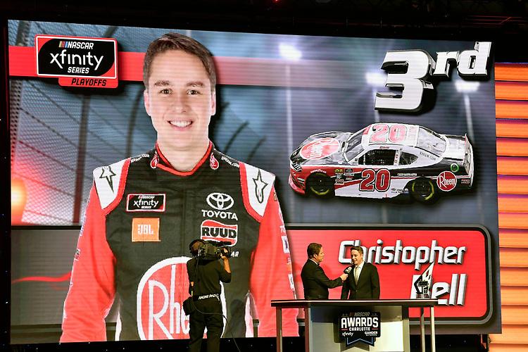 #20: Christopher Bell, Joe Gibbs Racing, Toyota Supra