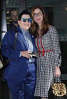 Lea Delaria and Dana Delany at Good Day New York