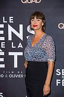 MATHILDA MAY - PREMIERE DU FILM 'SENS DE LA FETE' AU GRAND REX A PARIS, 26 SEPTEMBRE 2017