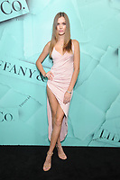 NEW YORK, NY - OCTOBER 9: Josephine Skriver at the 2018 Tiffany Blue Book Collection:&nbsp;The Four Seasons of Tiffany at Studio 525 in New York City on October 9, 2018. <br /> CAP/MPI/JP<br /> &copy;JP/MPI/Capital Pictures