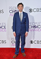Matt Cook at the 2017 People's Choice Awards at The Microsoft Theatre, L.A. Live, Los Angeles, USA 18th January  2017<br /> Picture: Paul Smith/Featureflash/SilverHub 0208 004 5359 sales@silverhubmedia.com