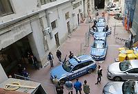 Arresti Clan Forcella denominata &quot;Paranza dei Bambini&quot;<br /> nella fotoNapoli operazione della polizia contro la cosidetta Paranza dei Bambini , clan egemone a forcella ed altri quartieri del centro cittadino, tra i capi anche alcune donne
