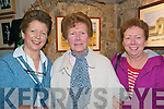 Fureys Concert:Attending the Furey Bbrothers concert at St. John's Arts and Heritage Theatre , Listowel were Kathleen Shannon, May Collins & Maura Darling all from Ballylongford.