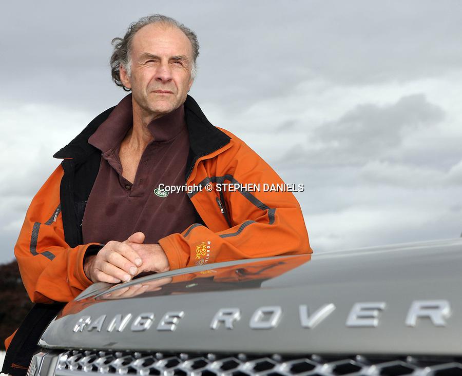 PHOTO By &copy; Stephen Daniels<br /> Sir Ranulph Fiennes OBE