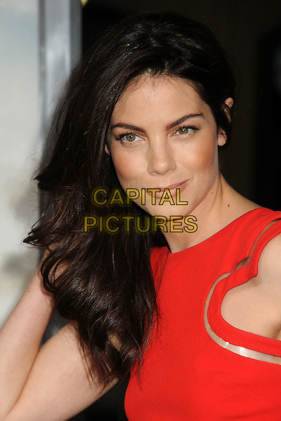 "MICHELLE MONAGHAN .""Due Date"" Los Angeles Premiere held at Grauman's Chinese Theatre, Hollywood, California, USA,.28th October 2010..portrait headshot red cut out  smiling .CAP/ADM/BP.©Byron Purvis/AdMedia/Capital Pictures."