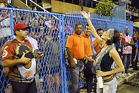 RIO DE JANEIRO-RJ   DIA 29 DE JANEIRO DE 2012<br /> Noite de domingo no ensaio t&eacute;cnico do samb&oacute;dromo no centro do Rio de janeiro<br /> D&eacute;borah Secco