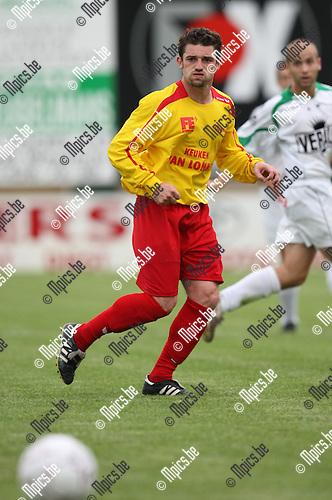 2008-08-05 / Voetbal / seizoen 2008-2009 / KFC Oosterzonen / Gerd Heylen..Foto: Maarten Straetemans (SMB)