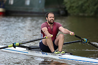 Race: 120: MasA/B.1x  [117]Exeter RC - EXE-Rowse (B) vs [118]Monmouth RC - MON-Penny (A)<br /> <br /> Gloucester Regatta 2017 - Saturday<br /> <br /> To purchase this photo, or to see pricing information for Prints and Downloads, click the blue 'Add to Cart' button at the top-right of the page.