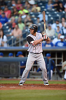 ***Temporary Unedited Reference File***Arkansas Travelers first baseman Cal Towey (7) during a game against the Tulsa Drillers on April 28, 2016 at ONEOK Field in Tulsa, Oklahoma.  Tulsa defeated Arkansas 5-4.  (Mike Janes/Four Seam Images)