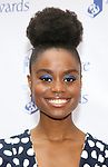 Denee Benton attends the 73rd Annual Theatre World Awards at The Imperial Theatre on June 5, 2017 in New York City.