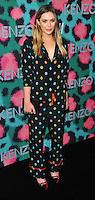 NEW YORK, NY - OCTOBER 19: Elizabeth Olsen attends KENZO x H&M - Arrivals at Pier 36 on October 19, 2016 in New York City. Credit: John Palmer / MediaPunch