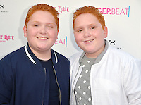 LOS ANGELES, CA - JULY 28: Benjamin Royer, Matthew Royer attends the Teen Choice Awards Per-Party at Hyde Sunset on July 28, 2016 in Los Angeles, CA. Credit: Koi Sojer/Snap'N U Photos/MediaPunch