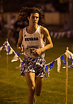 Celime Garcia (12) runs for the Nevada Men's Cross Country team as they compete for the first time in 25 years in the Bonanza Casino Nevada Twilight Classic season opener at Mira Loma Park in Reno on Friday night, August 30, 2019.