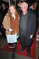 Amy Elisabeth Davis and Phil Davis at the &quot;Betrayal&quot; play press night, The Harold Pinter Theatre, Panton Street, London, England, UK, on Wednesday 13th March 2019.<br /> CAP/CAN<br /> &copy;CAN/Capital Pictures