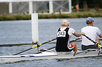 MasF.2x QF -  Berks: 242 Mortlake Anglian &amp; Alpha RC -  Bucks: 243 Derwent/Derby Composite<br /> <br /> Friday - Henley Masters Regatta 2016<br /> <br /> To purchase this photo, or to see pricing information for Prints and Downloads, click the blue 'Add to Cart' button at the top-right of the page.