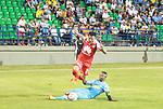 Jaguares igualó 0-0 ante Independiente Santa Fe. Fecha 5 Liga Águila II-2018.