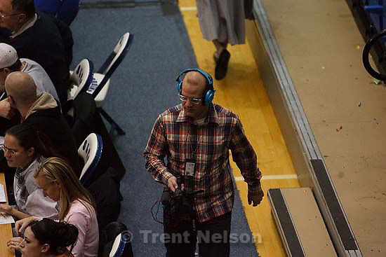 Taylorsville - Highland vs. Mountain Crest High School girls basketball at the 4A State Tournament Tuesday February 24, 2009 at Salt Lake Community College. /2.24.2009. Mike Terry
