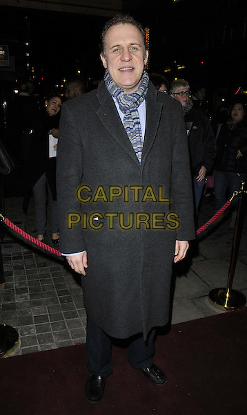 LONDON, ENGLAND - JANUARY 29: Nigel Lindsay attends the &quot;Di and Viv and Rose&quot; press night, Vaudeville Theatre, The Strand, on Thursday January 29, 2015 in London, England, UK. <br /> CAP/CAN<br /> &copy;Can Nguyen/Capital Pictures
