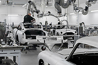 DB5 revived - Aston Martin producing a limited run of Goldfinger star car.
