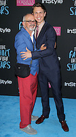 NEW YORK CITY, NY, USA - JUNE 02: Arthur Elgort, Ansel Elgort at the New York Premiere Of 'The Fault In Our Stars' held at Ziegfeld Theatre on June 2, 2014 in New York City, New York, United States. (Photo by Jeffery Duran/Celebrity Monitor)