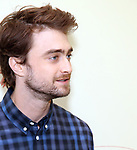 Daniel Radcliffe attends the cast photo call for 'The Lifespan of a Fact' at the New 42nd Street Studios on September 6, 2018 in New York City.