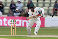 Brett D'Oliveira in batting action for Worcestershire during Worcestershire CCC vs Essex CCC, Specsavers County Championship Division 1 Cricket at Blackfinch New Road on 11th May 2018