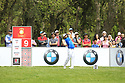 Alexander Levy (FRA) in action during the final round of the Troph&eacute;e Hassan II played at Royal Golf Dar Es Salam, Rabat, Morocco<br />  22/04/2018.<br /> Picture: Golffile | Phil Inglis<br /> <br /> <br /> All photo usage must carry mandatory copyright credit (&copy; Golffile | Phil Inglis)