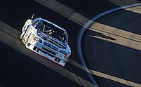 Mar 2, 2008; Las Vegas, NV, USA; NASCAR Sprint Cup Series driver Ken Schrader during the UAW Dodge 400 at Las Vegas Motor Speedway. Mandatory Credit: Mark J. Rebilas-US PRESSWIRE