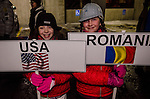 Luge JR World Championships opening ceremonies