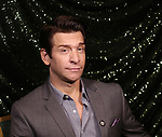 Andy Karl attends the 2017 Tony Awards Meet The Nominees Press Junket at the Sofitel Hotel on May 3, 2017 in New York City.