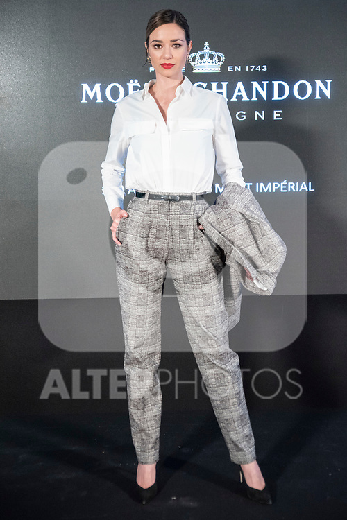 Dafne Fernandez In MOËT & CHANDON presents the global celebration project of the 150th anniversary of Moet in the hands of its protagonists<br /> November 13, 2019. <br /> (ALTERPHOTOS/David Jar)