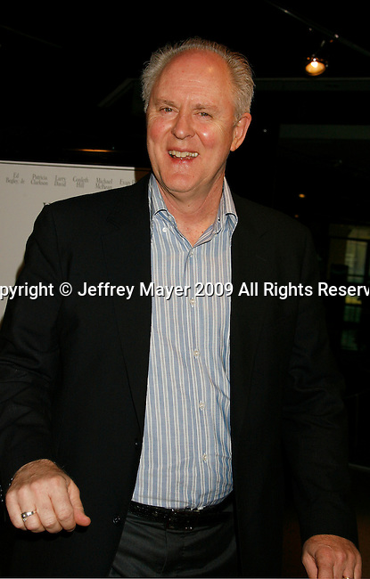 "WEST HOLLYWOOD, CA. - June 08: Actor John Lithgow  arrives at the Los Angeles premiere of ""Whatever Works"" at the Pacific Design Center on June 8, 2009 in West Hollywood, California."