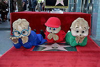 Alvin and the Chipmunks WOF