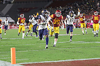 Cal Football vs USC, October 27, 2016