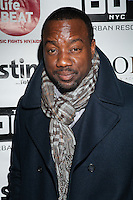 NEW YORK, NY - FEBRUARY 6: Malik Yoba attends EQ Enterprises presents the Official NY Fashion Week Kickoff Party® along with Instinct Magazine and Lifebeat, Music Fights HIV/AIDS on Wednesday February 6th, 2013 in New York City. © Diego Corredor/MediaPunch Inc. ..... /NortePhoto