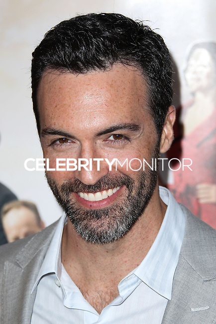 "HOLLYWOOD, LOS ANGELES, CA, USA - MARCH 24: Reid Scott at the Los Angeles Premiere Of HBO's ""Veep"" 3rd Season held at Paramount Studios on March 24, 2014 in Hollywood, Los Angeles, California, United States. (Photo by Xavier Collin/Celebrity Monitor)"