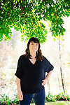 Writer Colleen McGuinness poses for a portrait at her house in Los Angeles, California December 9, 2015.<br /> <br /> Photo by Kendrick Brinson