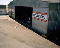 Luchthaven Deurne.