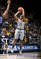CAL (W) Basketball vs. Duke, November 10, 2013