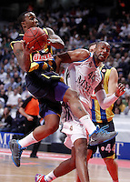 REAL MADRID v FEBERBAHCE ULKER ISTANBUL.EUROLEAGUE 2012/2013
